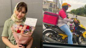 Fasha Sandha cari rider Foodpanda, plat nombor 5513