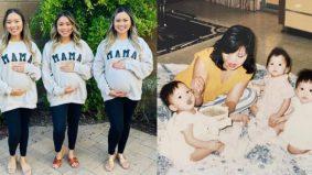 Kembar tiga hamil serentak, teruja impian jadi realiti