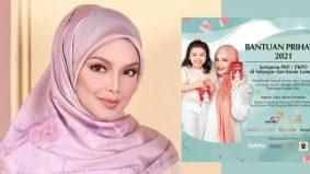 Bantuan Prihatin 2021, Siti Nurhaliza bantu golongan terjejas