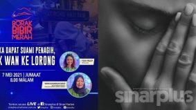 [VIDEO] Borak Bibir Merah Siri 23: Petaka Dapat Suami Penagih, Mak Wan Ke Lorong