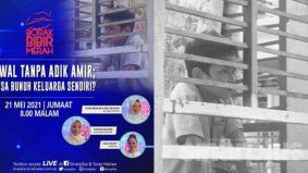 [VIDEO] Borak Bibir Merah Siri 24: Syawal Tanpa Adik Amir: Mangsa Bunuh Keluarga Sendiri?