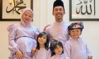 Shuib, Sarah dan anak-anak positif Covid-19