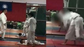 Kanak-kanak dicampak, dihempas 27 kali ketika latihan judo. Koma 70 hari akhirnya meninggal dunia