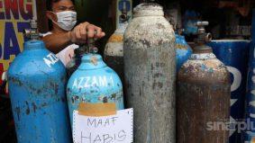 Covid-19: Ambil kesempatan pada saat kritikal, kes penipuan jual tabung oksigen dalam talian semakin berleluasa di Indonesia