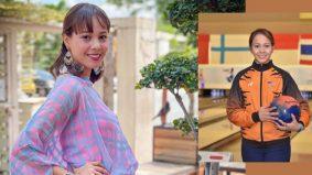 Atlet tenpin boling bergelar pelakon, Syaidatul Afifah cuba sesuaikan diri