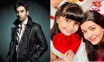 Aishwarya Rai mengaku anaknya, Aradhya Bachchan crush dengan Ranbir Kapoor