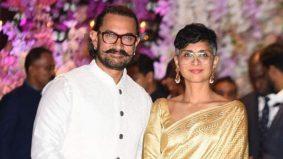 Perkahwinan berakhir selepas 15 tahun, Aamir Khan – Kiran Roa kekal hubungan baik