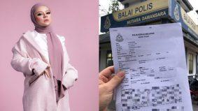 Ditipu dropship, Siti Sarah buat laporan polis, beri tempoh 48 jam untuk penuhi tiga tuntutan
