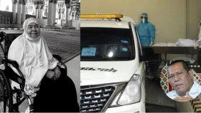 Ibu Khir Mohd Noor meninggal dunia akibat Covid-19