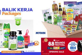 sale royale pharma shopee mydin
