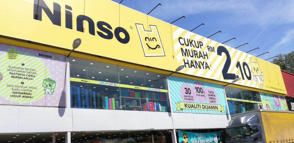 kedai RM2 berhantu