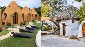 Idea kreatif bina rumah kubah bawah RM5,000. Teknologi SuperAdobe alternatif rumah mampu milik