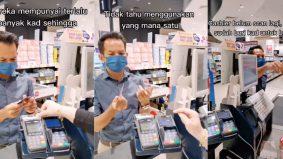 [VIDEO] Aduhai, ini 7 ragam lucu pelanggan di kaunter bayaran yang memang selalu terjadi