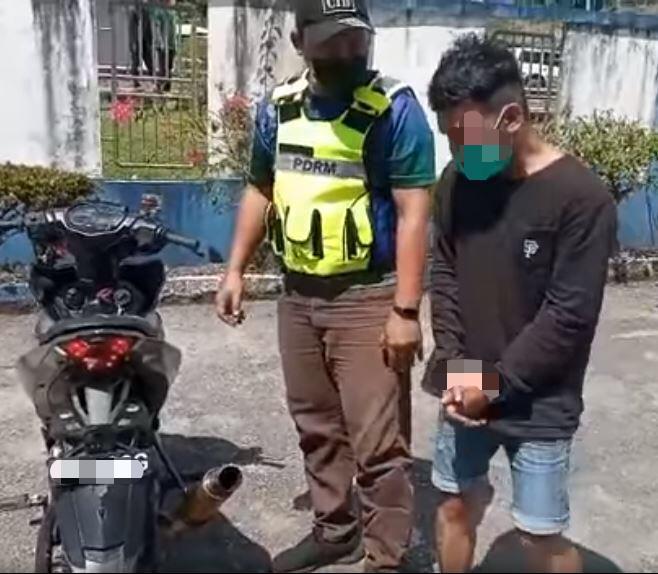 bising motosikal