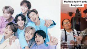 Peminat BTS tak kira umur dan negara, wanita fasih menyanyi dalam bahasa Korea