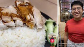 Hainan Chicken Rice, resipi mudah disediakan