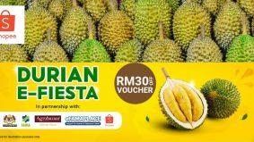 Kepingan nak makan durian? Jom beli durian di Shopee. Tak perlu risau, ada jaminan Jaminan Shopee lagi.
