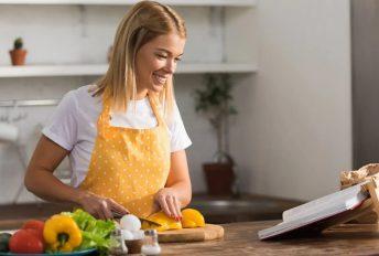 10 tip memasak untuk 'beginner' masa PKP, persediaan awal elak kemalangan, kelam kabut