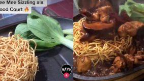 [VIDEO] Homemade Yee Mee simple dan sedap, padu macam di restoran