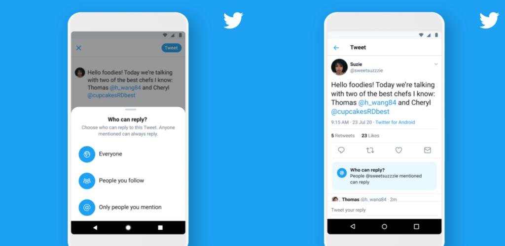 Twitter tampil fitur baru, lebih jaga privasi pengguna, elak buli siber