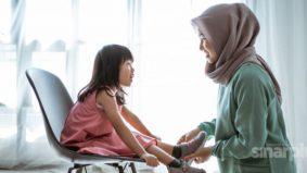 4 kaedah terbaik menangi hati anak kecil. Tak susah pun