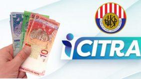 Bayaran i-Citra bagi bulan kedua akan dibuat bermula 1 September