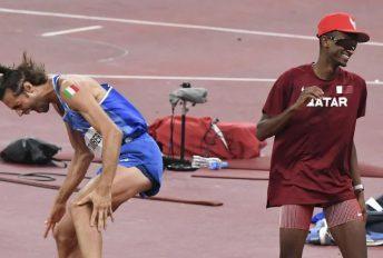 Atlet lompat tinggi sanggup kongsi pingat emas buat warga maya terharu
