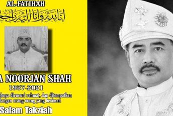 'Sultan Melaka' meninggal dunia akibat Covid-19