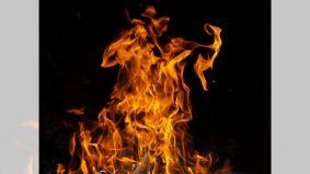 Keluarnya api dari Kota Aden iring manusia pada akhir zaman