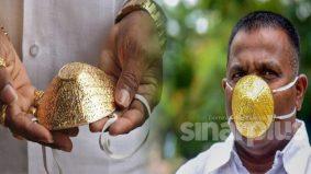 Covid-19 : Lelaki ini berhabis hampir RM 17,000 hanya untuk pelitup muka, baru ada gaya