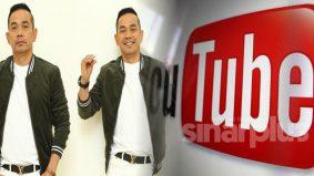 """""""Selagi ada kemudahan Internet dan telefon bimbit, sesiapa saja mampu menjadi YouTuber,"""" - Datuk Rosyam Nor"""