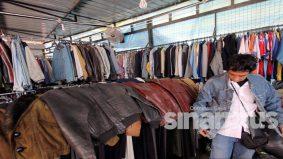 Jual baju bundle, modal rm50, pendapatan kalah orang makan gaji