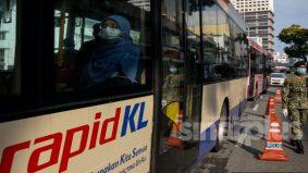 Moovit, bantu penumpang Rapid Bus rancang perjalanan