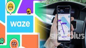 Waze kini tampil dengan kemaskini Moods yang comel giler!