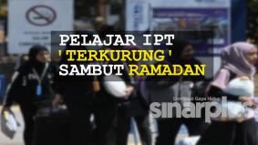 Covid-19: Ibu bapa resah anak 'terkurung' sambut Ramadan