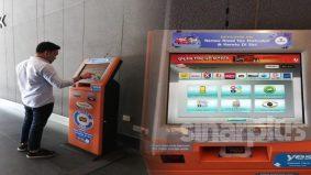 Tak susah dah nak renew roadtax, guna jer kiosk pertama di Malaysia beli insurans