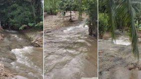Asalnya kampung, jadi sungai lepas fenomena kepala air Gunung Jerai