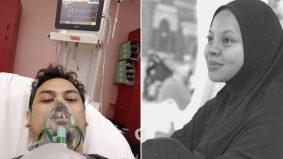 Abang Siti Sarah positif Covid-19, paras oksigen menurun, Shuib fobia lepas kehilangan isteri