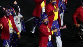 'Kami suka pakaian anda,' pakaian kontinjen Paralimpik Malaysia raih tumpuan dunia