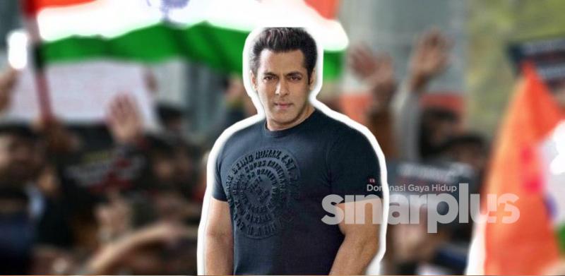 Salman Khan sumbang RM5.4 juta bantu pekerja industri hiburan Bollywood