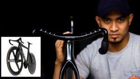 Patutlah laju berdesup, Azizulhasni guna basikal WX-R Vorteq RM300,000 di Olimpik Tokyo