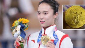 Lagi kisah pingat Olimpik Tokyo 2020, gimnas China dakwa pingat emas miliknya terkopek