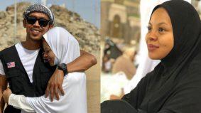Auranya sampai ke Makkah, solat jenazah ghaib di Masjidil Haram, pemergian Siti Sarah dicemburui