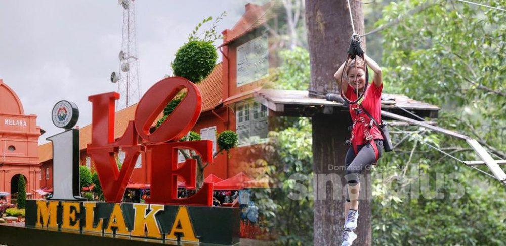 7 aktiviti luar paling best di Melaka, wajib singgah!