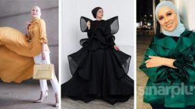 Relevan ke fesyen haute couture digayakan pada hari biasa? Ini jawapan pereka label Syafieq Ayman