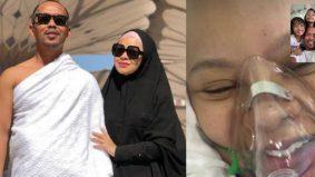 Shuib lihat air mata Siti Sarah mengalir ketika nazak, saat panggilan video terakhir