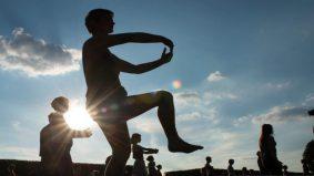 Amalan yoga kurangkan risiko jangkitan Covid-19?