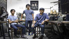 Jean cakar ayam trademark orang Besut