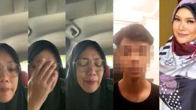 'Tolonglah tutup aib kami...' - Iburemaja lelaki video viral nangis rayuwarganet