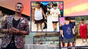 Anak Cef Fazley susut 6 kilogram gara-gara diet keto